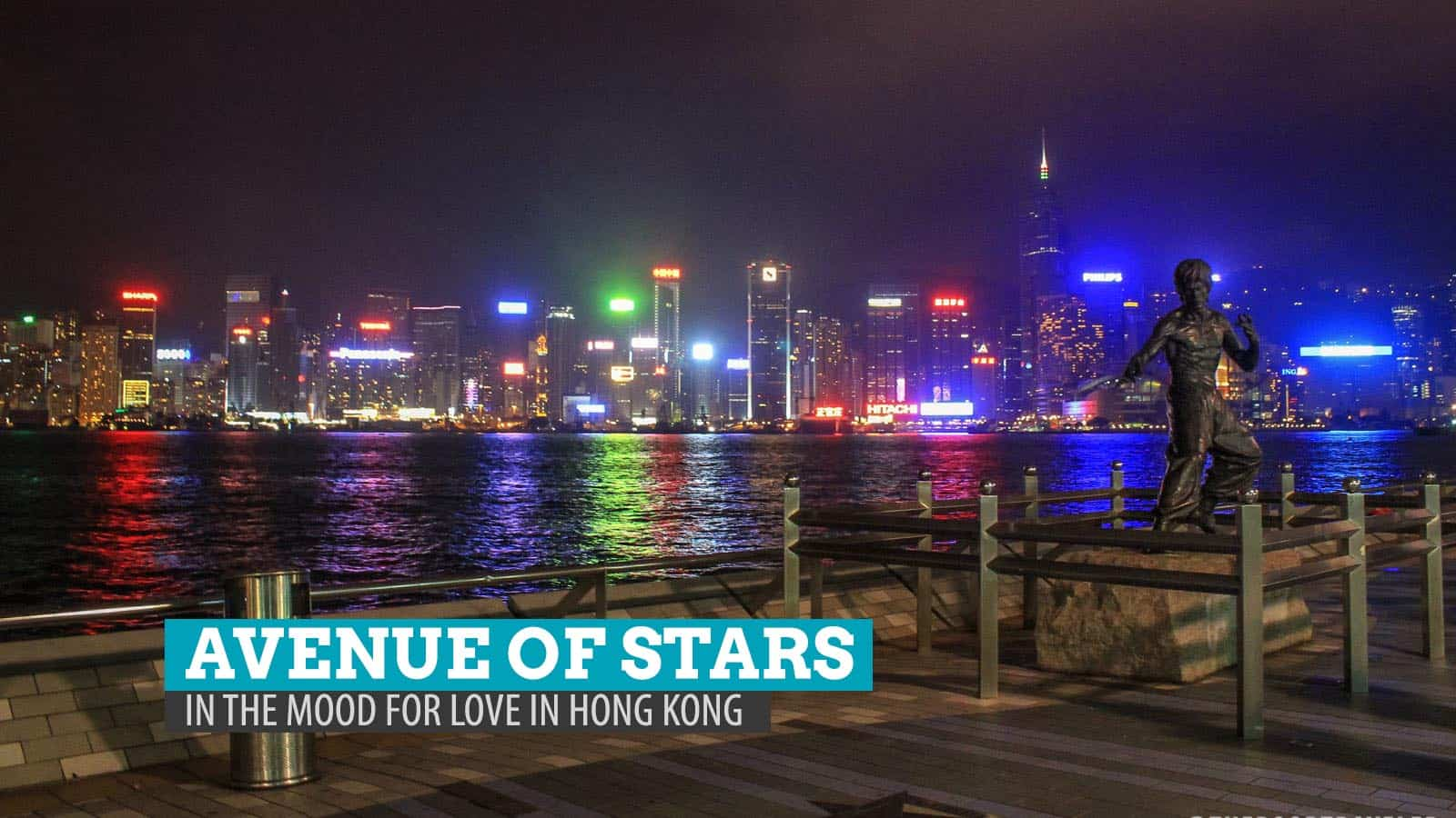 Hong Kong Star Avenue