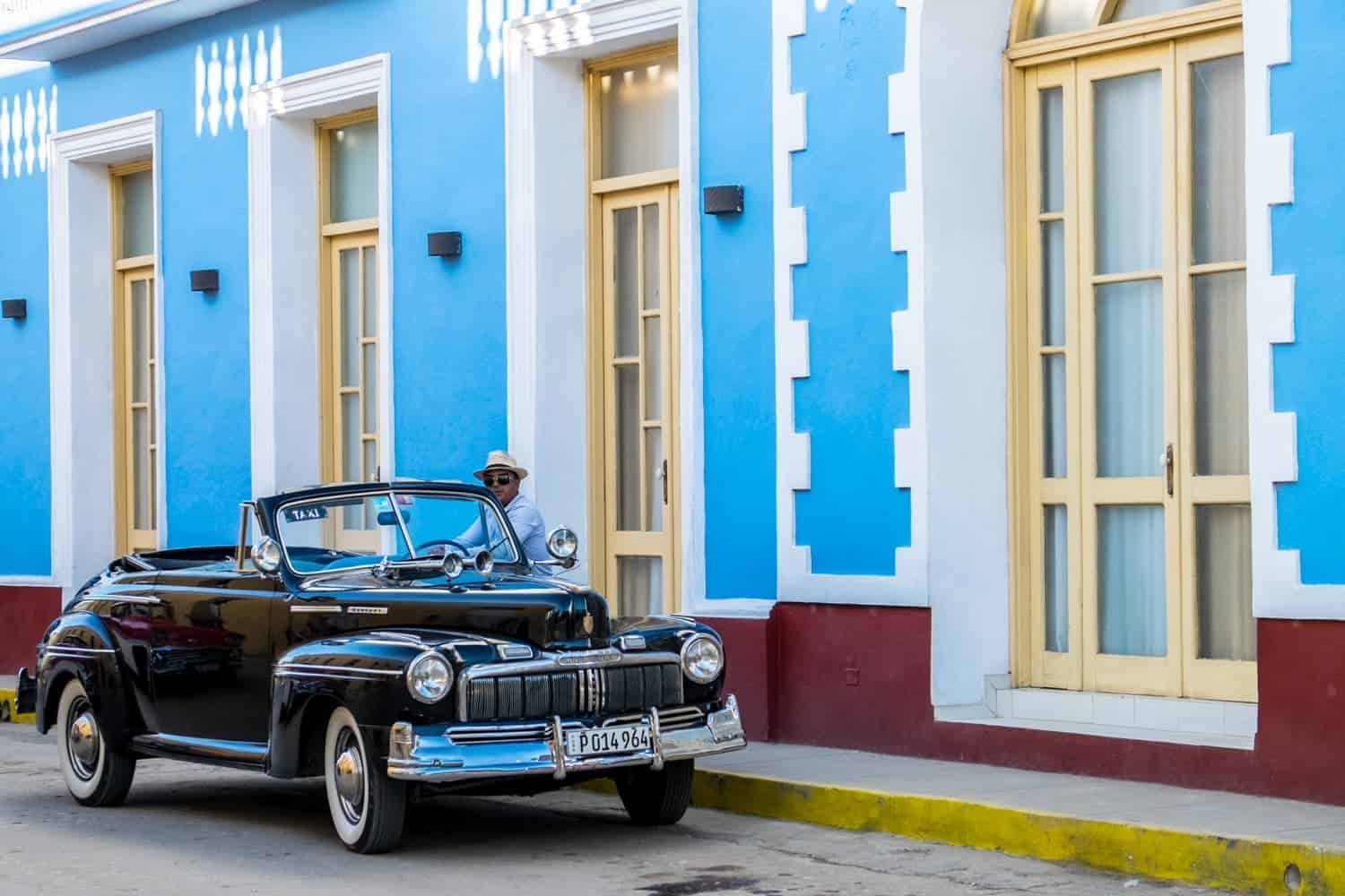 Taxi & colectivo in Cuba, Travel to Cuba guide
