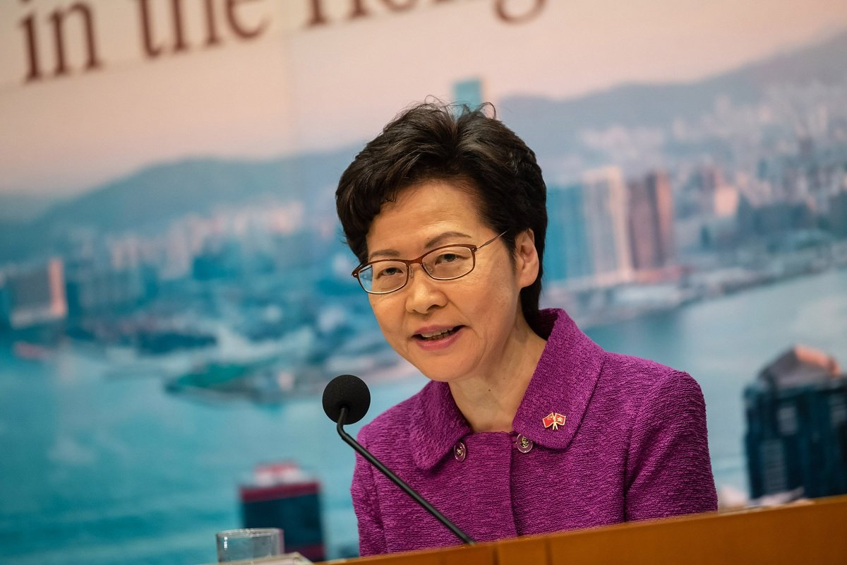 Macao Carrie Lam